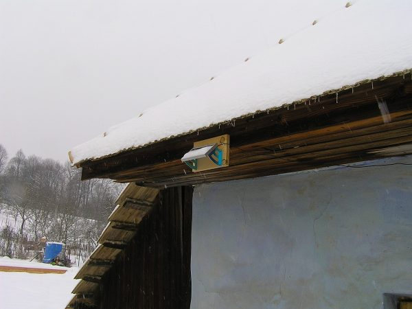 solar pod snehom