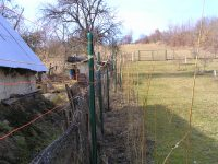 Stĺpy na plot