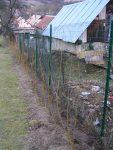 hotový plot