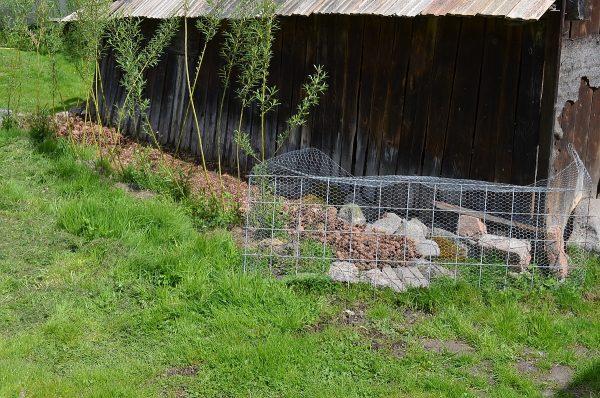 bariéra proti mačkám