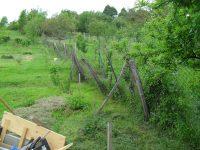 nahnutý plot