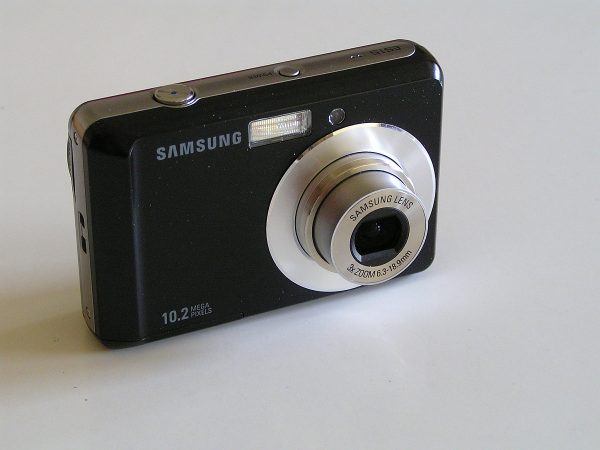 fotoaparát Samsung