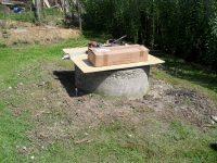 vymeranie nového základu studne